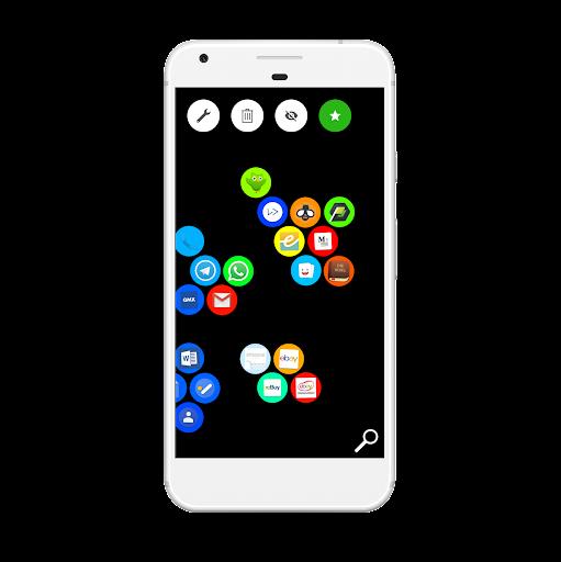 BubbleLauncher free  screenshots 5