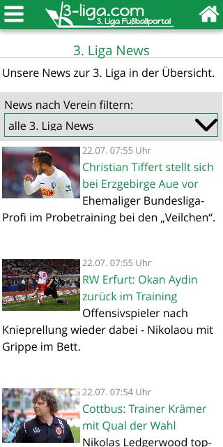 3 liga app