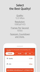 Mobizen Screen Recorder screenshot 4