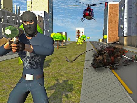 Real Gangster Christmas Crime 1.5 screenshot 905783
