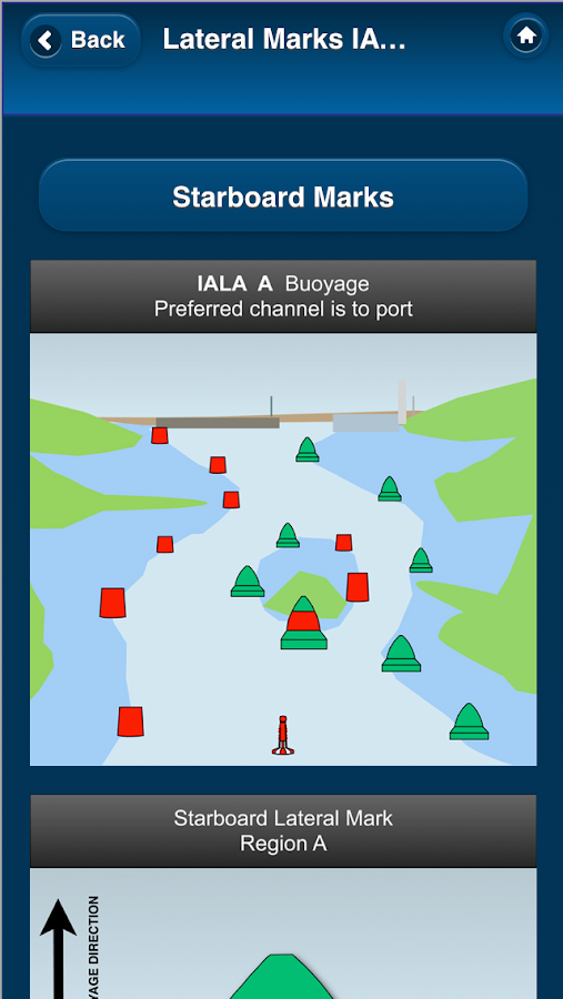 IALA Buoyage & Lights at Sea- screenshot
