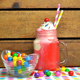 Bubble Gum Floats.