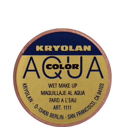 Kryolan Aqua liten met Koppar