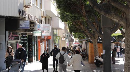 El Paseo de Almería será peatonal hasta Navarro Rodrigo este sábado y domingo