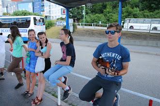 Photo: Čekání na nádraží