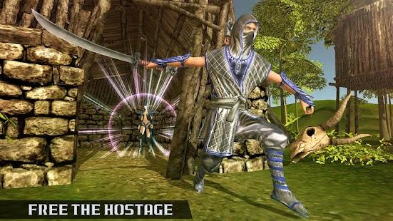 Super Hero- The Ninja Samurai Assassin - náhled
