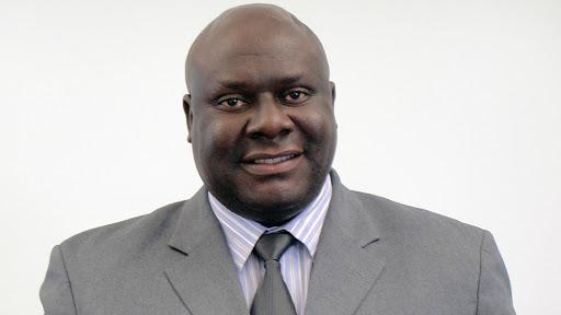 Professor Rabelani Dagada from the University of Johannesburg.