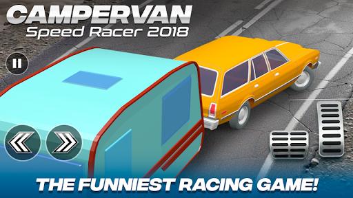 Download Camper Van Race Driving Simulator MOD APK 3