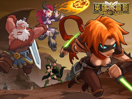 英雄与冒险|玩冒險App免費|玩APPs
