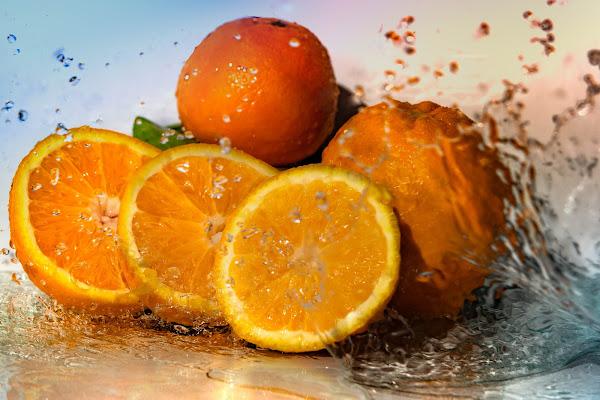 Profumo di arance di adimar