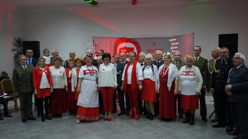 Koncert piosenki żołnierskiej i patriotycznej w Staniewicach - Obrazek 2