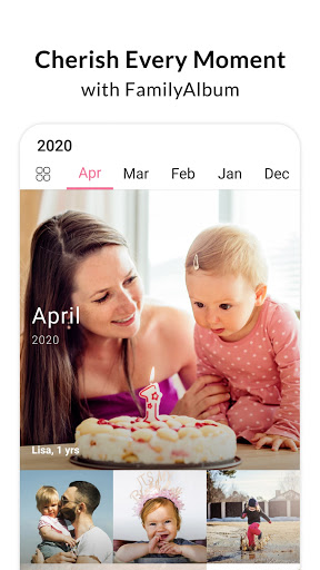 FamilyAlbum - Easy Photo & Video Sharing Apk 1