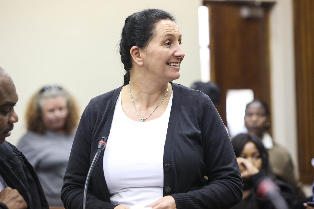 Convicted racist Vicki Momberg staying put underground - SowetanLIVE