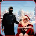 Santa Claus Terrorist Hostage