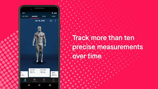 Naked u2014 3D Home Body Scanner 1.0.2 (2040) screenshots 3