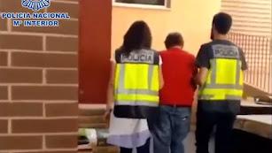 El pederasta ha sido detenido en Albox.