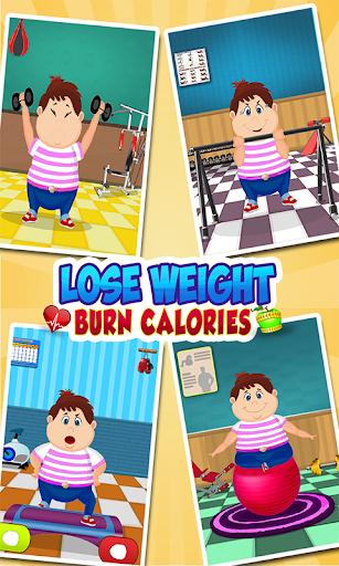 Kids Lose Weight Burn Calories