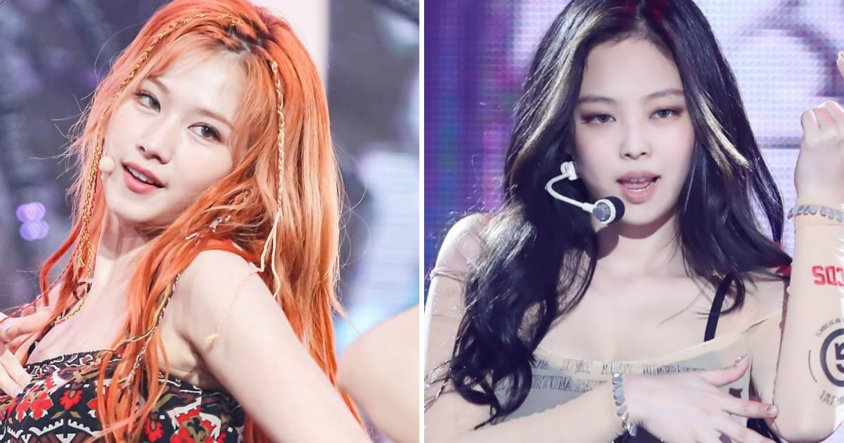 These Are The Top 17 Most-Liked Female K-Pop MVs Of 2020