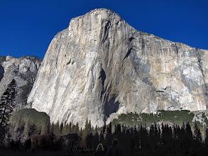 Photo: Duo at bottom of El Capitan appreciate the sight. #2597.