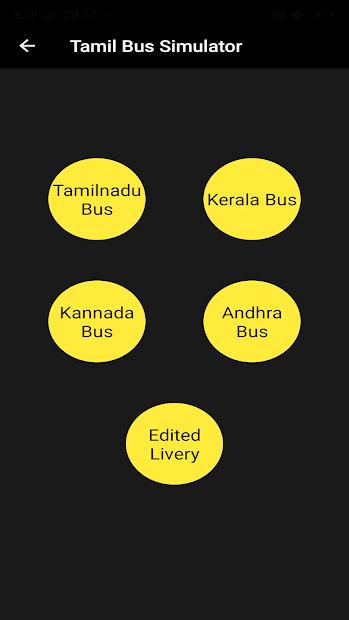 Tamil Bus Mod Livery | Indonesia Bus Simulator Mod
