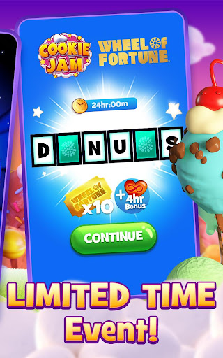 Cookie Jamu2122 Match 3 Games | Connect 3 or More apkdebit screenshots 2