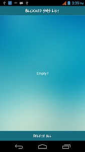 Easy Call Blocker screenshot 5