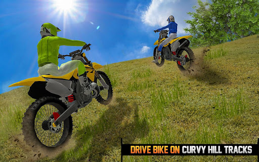 Uphill Offroad Bike Games 3d 1.0 screenshots 4