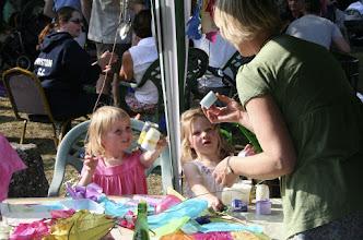 Photo: The Children's Art Project © The Priston Festival 2009, photo: Richard Bottle