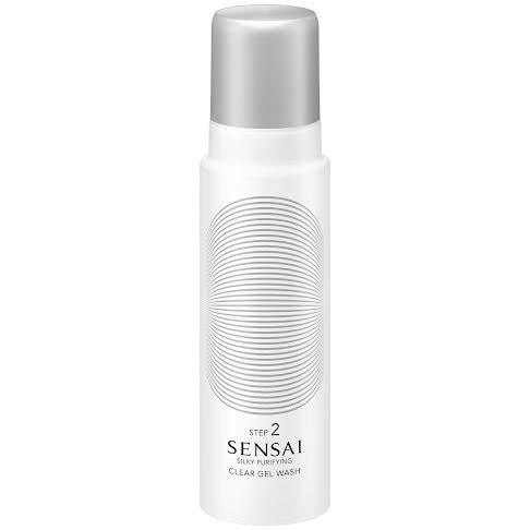 Sensai Silky Purifying Clear Gel Wash 145ml