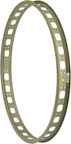 Surly Rabbit Hole Rim 26 x 50mm Canvas Green