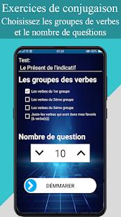Download conjugueur-exercices conjugaison française For PC Windows and Mac apk screenshot 2