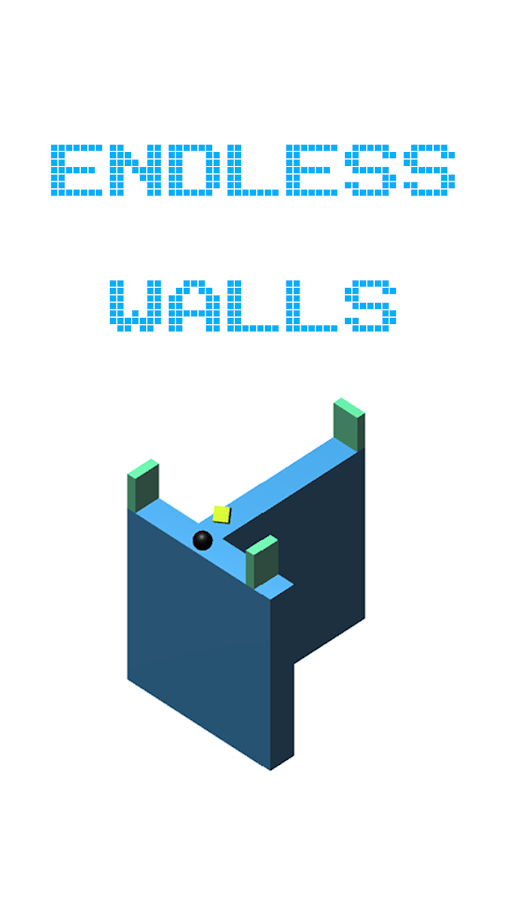 Endless Walls- screenshot