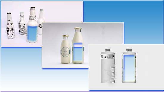 Bottle Glass Photo Frames screenshot