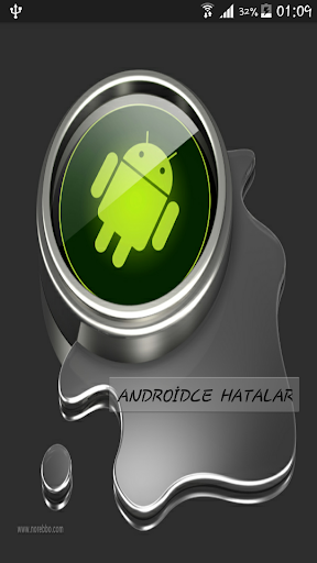 Androidce Hatalar