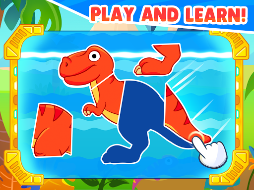 Dinosaur games for kids and toddlers 2 4 years old 1.5.2 screenshots 7