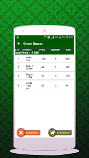 Green Grocer - náhled