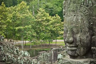 Photo: Bayon Temple, Cambodia
