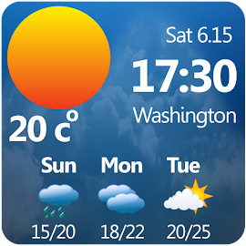 Free Weather live Radar Forecast & Temperature