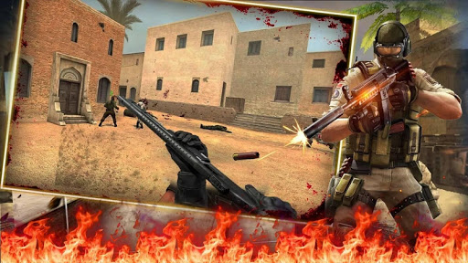 Gun Strike: Real 3D Shooting Games- FPS 2.0.2 Screenshots 7