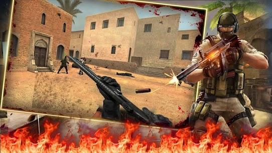 Gun Strike: Real 3D Shooting Games- FPS MOD APK (Unlimited Money) 5