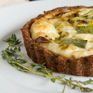 Paleo Quiche with a Nut-Free + Grain-Free Crust Recipe