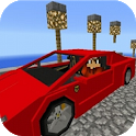 Super Car F. Mod for MCPE icon