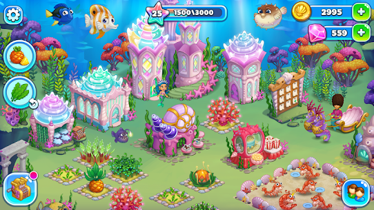 Aquarium Farm Mod Apk 1.32 (Unlimited Money + Free Shopping) 8