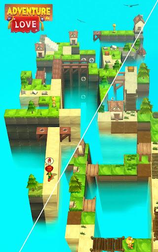 Adventure de Lost Treasure - New Puzzle Game 2020  screenshots 8