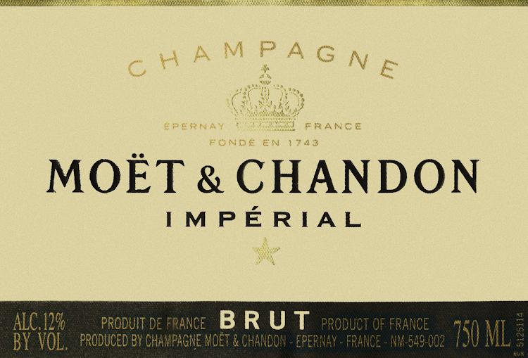 Logo for Moet & Chandon Champagne Brut Imperial