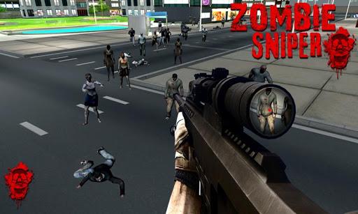 Zombie Hunter Sniper Shooter