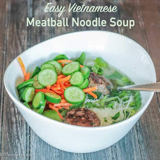 Rice Noodle Soup Ground Beef Recipes