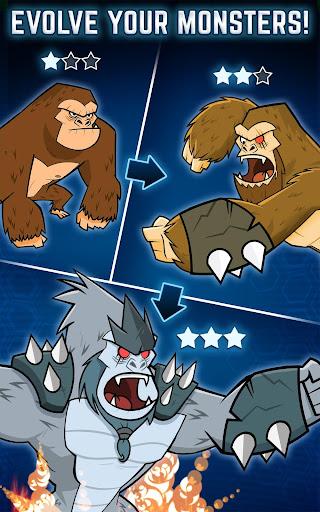 SMASH Monsters - City Rampage screenshot 2