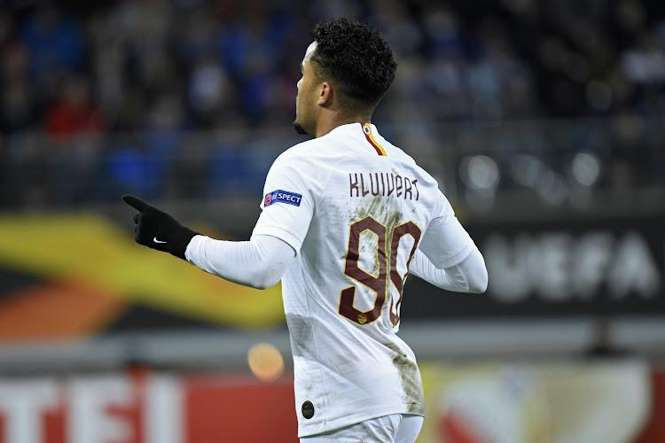 Officiel : Justin Kluivert prêté en Ligue 1 par l'AS Rome