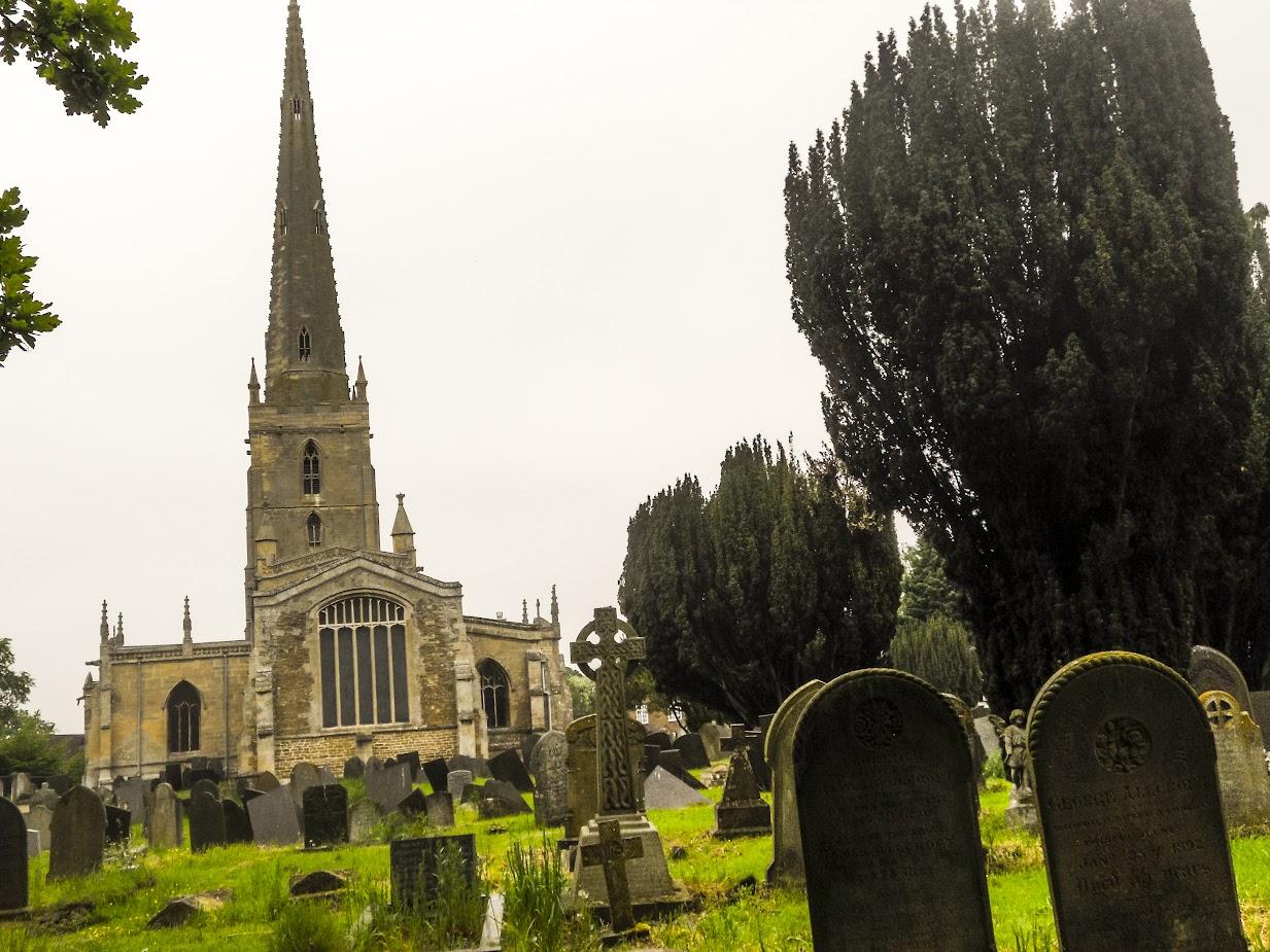 Bottesford Church